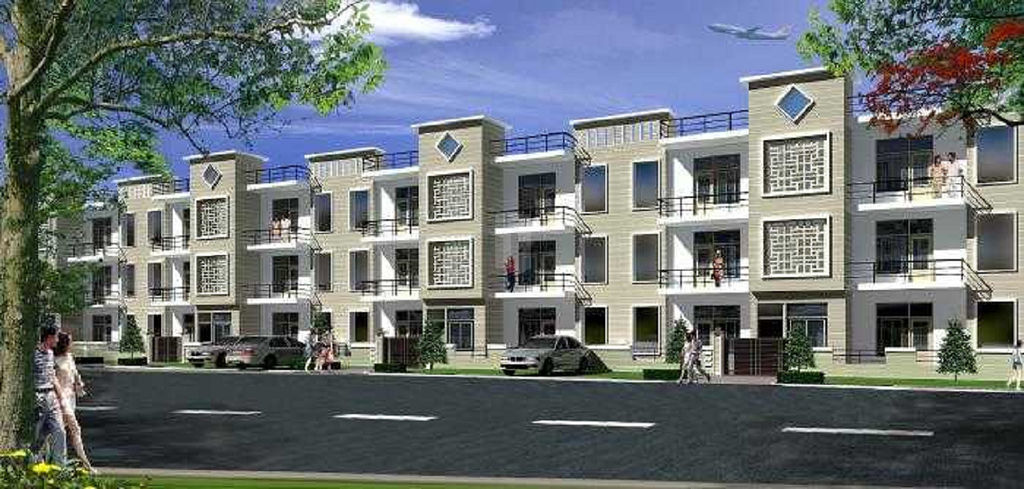 Shriji Fit Independent Residential Floors - Project Images