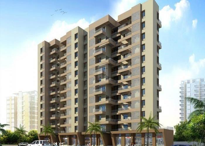 Raviraj Astria Phase II - Elevation Photo