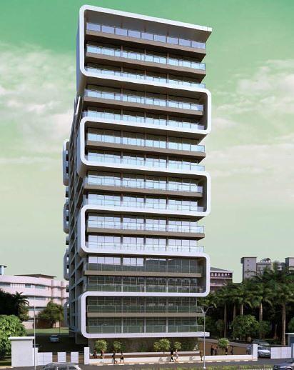 Tower of Adyar - Elevation Photo
