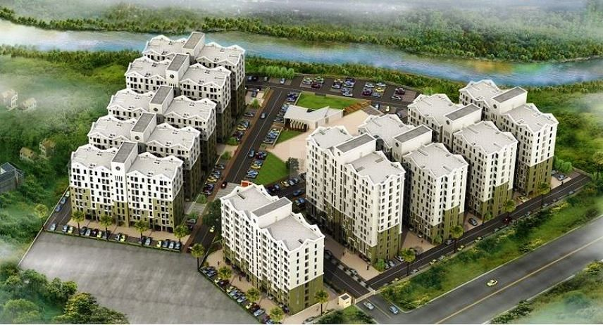 Xrbia Riverfront - Project Images