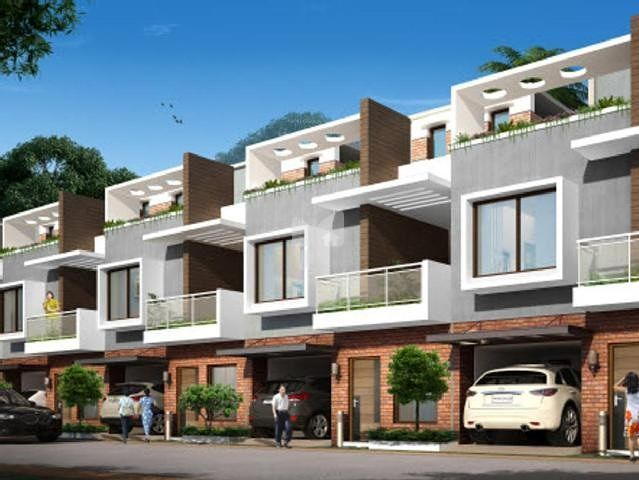 Indus Ecoville Residences Villas - Elevation Photo