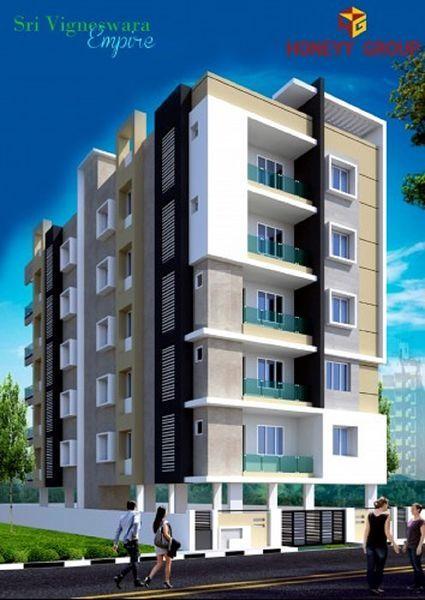 Honeyy Sri Vigneswara Empire - Project Images