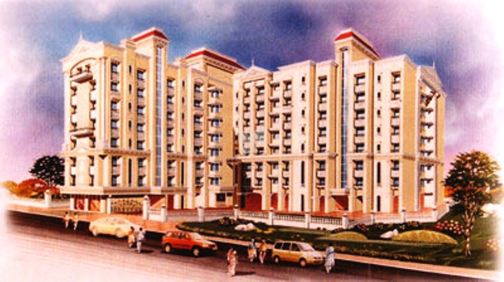 Parshva Anand Mangal Complex - Project Images