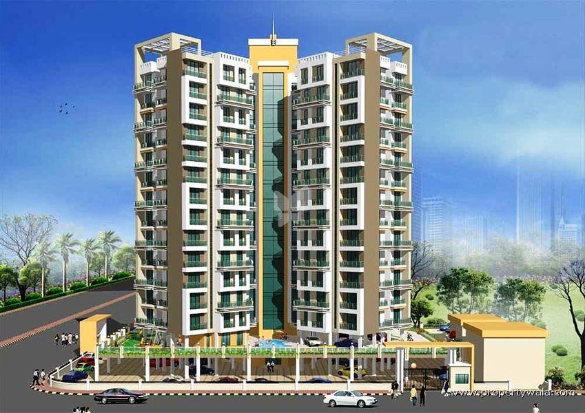 MK Morya Apartment - Elevation Photo