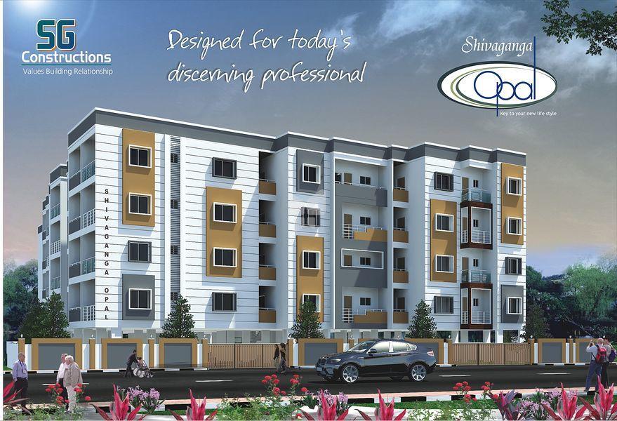 Shivaganga Opal - Elevation Photo
