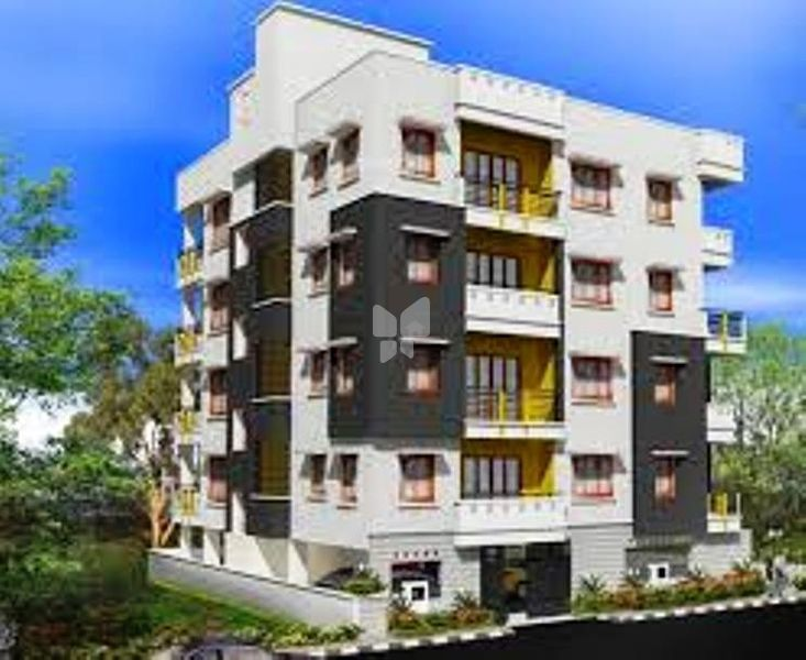 Tirumala Balaji Heights 4 - Elevation Photo