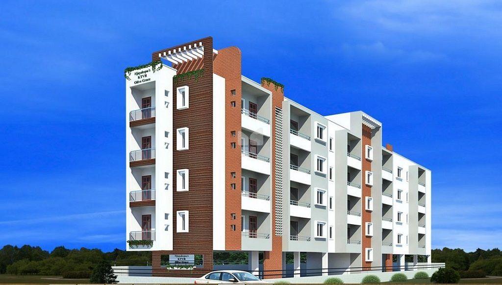 Vijaydeepas KTVR Olive Grace - Project Images