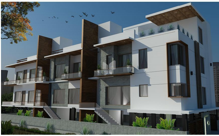 RKC Pranaya - Elevation Photo