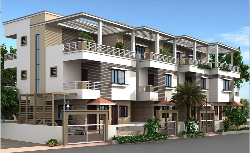 Shreeji Villas - Elevation Photo