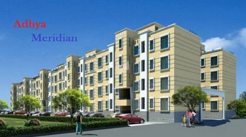 Adhya Meridian - Elevation Photo