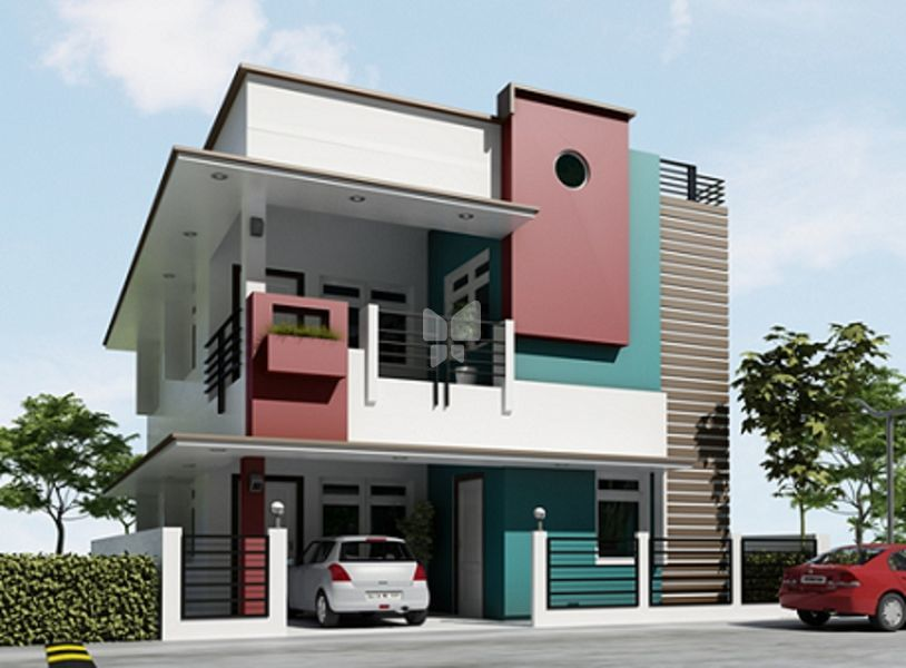 Confity Homes - Elevation Photo