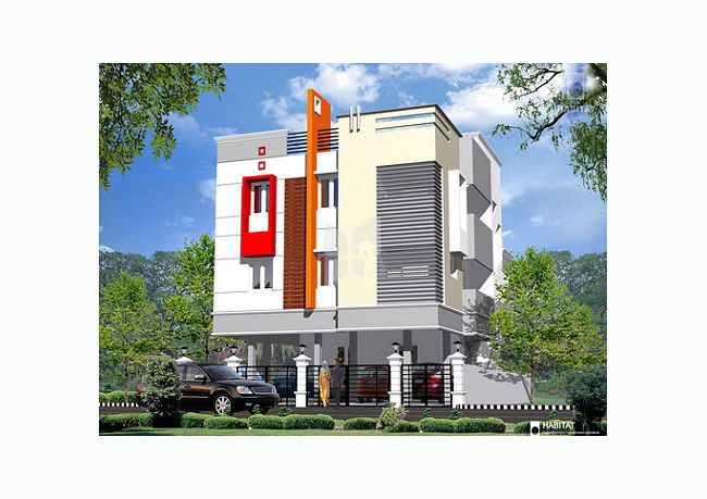 Sai Adhibhagavan Nagar - Elevation Photo