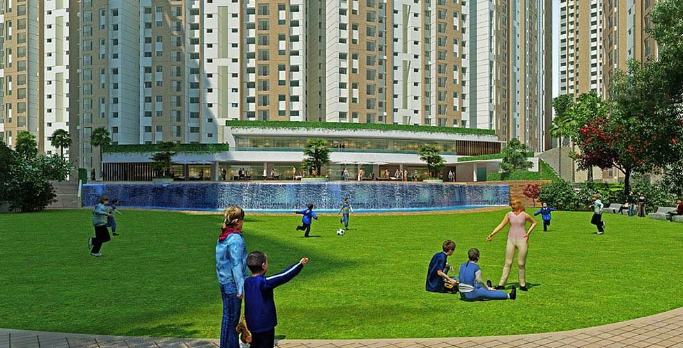 Lodha Codename The Ultimate - Project Images