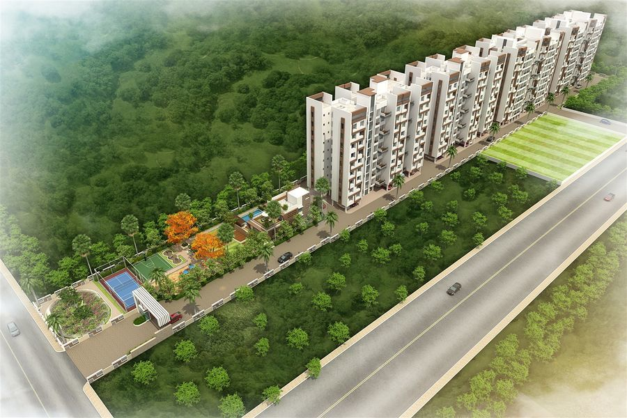 Anandtara Whitefield Residences - Project Images
