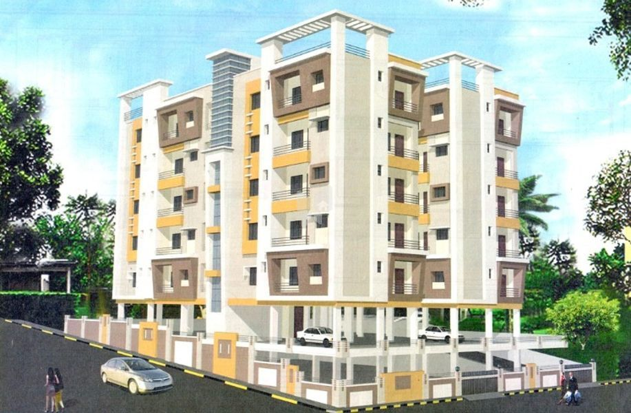 Balaji Towers - Elevation Photo