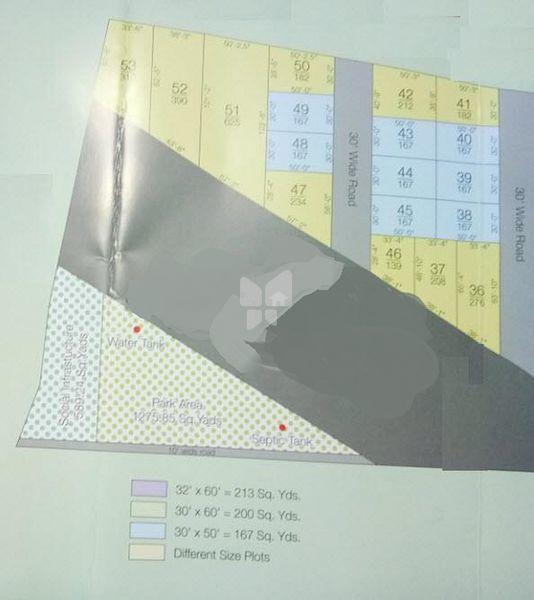Sri Virat Enclave - Master Plan