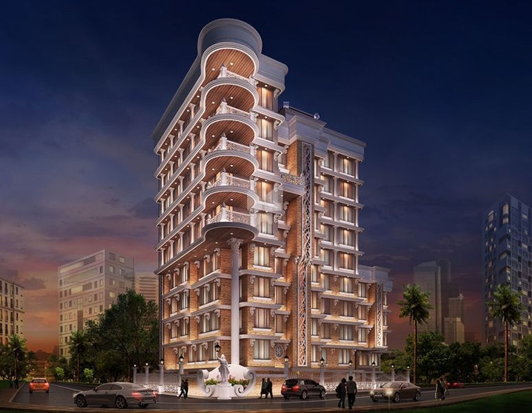 Atharv Palace - Project Images