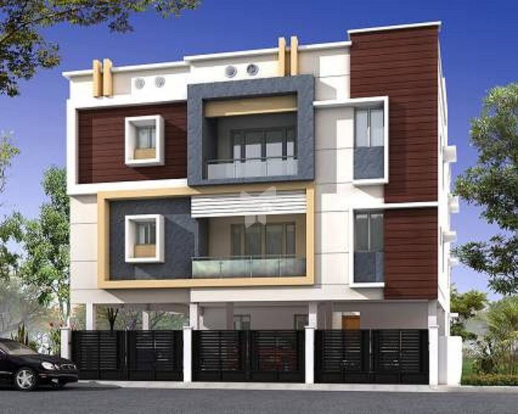 Dharshiny Sivagami Nagar - Project Images