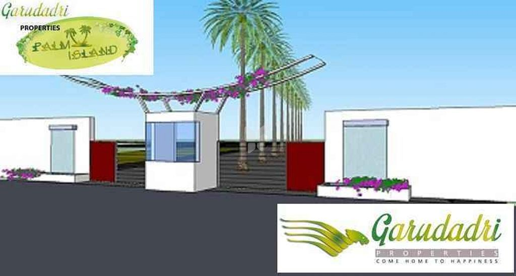 Garudadri Palm Island - Elevation Photo