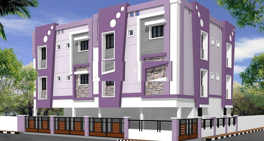 Bharathi Sai Homes - Elevation Photo
