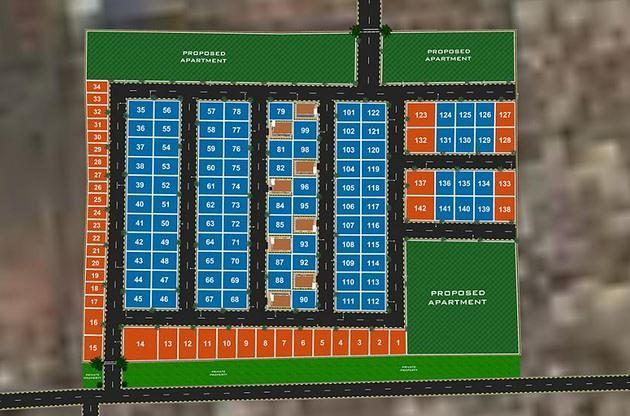 UTC GT Residency - Master Plan