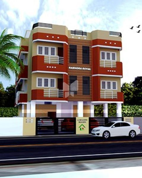 Landscappe Rajendra Royal - Elevation Photo
