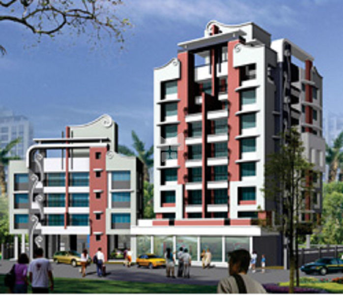 Gaurang  West View / Vasumati - Elevation Photo
