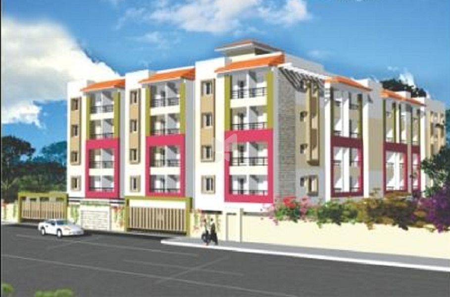 JK Kruthika Heights - Project Images