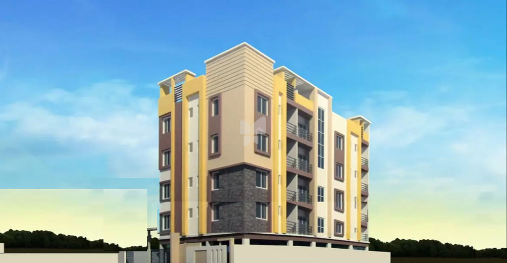 AVC Aparna Crest - Elevation Photo