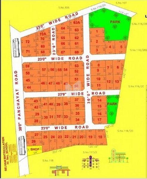Rainbow Navin Nagar - Master Plans