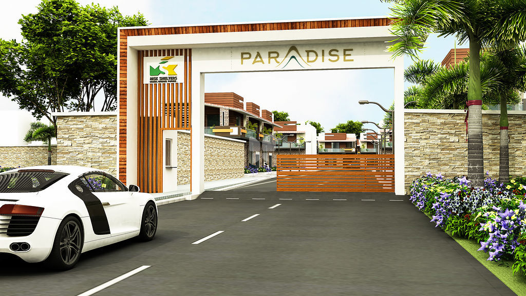 MSK Paradise - Elevation Photo