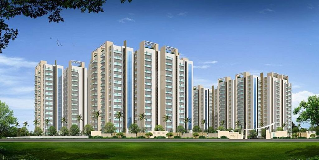 Jains Carlton Creek Phase II - Elevation Photo