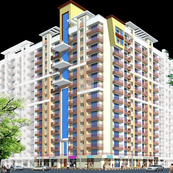 Mahavir Kanti Avenue - Elevation Photo