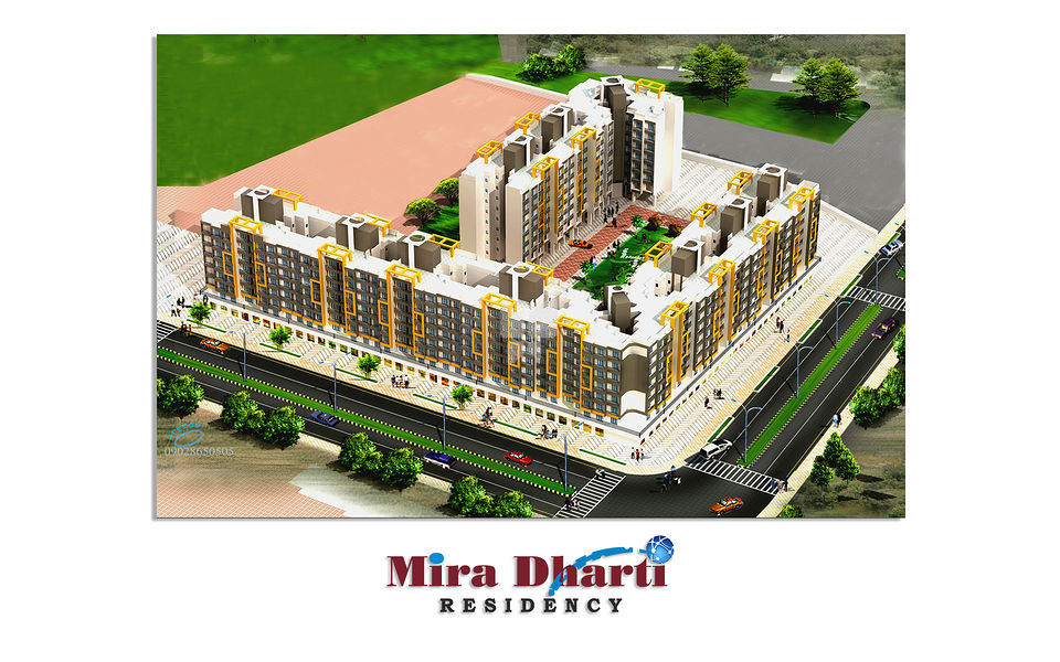 Mira Dharti Residency - Project Images