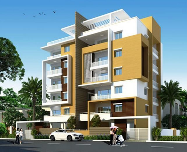 Mahithas Green Meadows - Elevation Photo