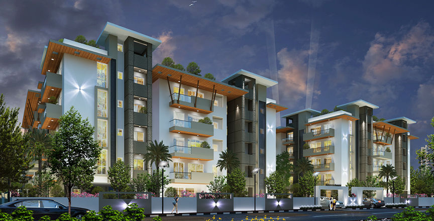 Mahaveer Amaze - Project Images