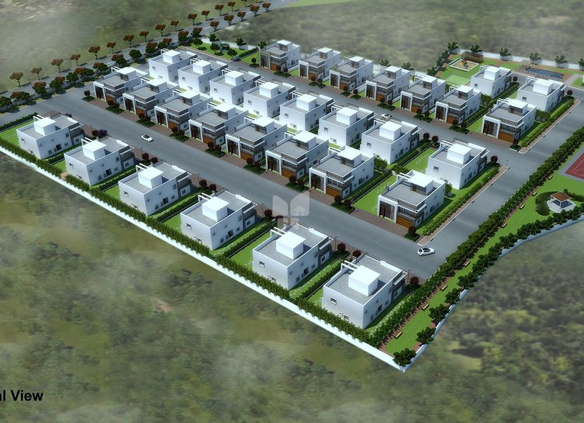 Laxmi Green Valley - Elevation Photo