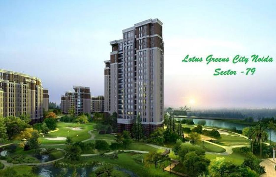 Lotus Greens Sports City - Project Images