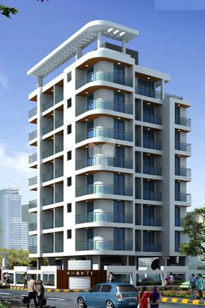 Hirani Bhakti Apartment - Elevation Photo