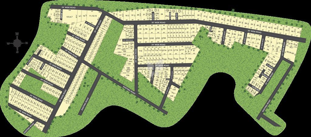 Manju Varagraha Avenue - Master Plans