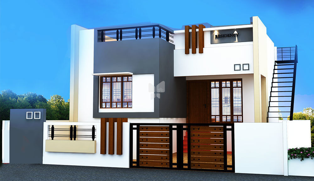 Lourdhu Annai Nagar - Elevation Photo