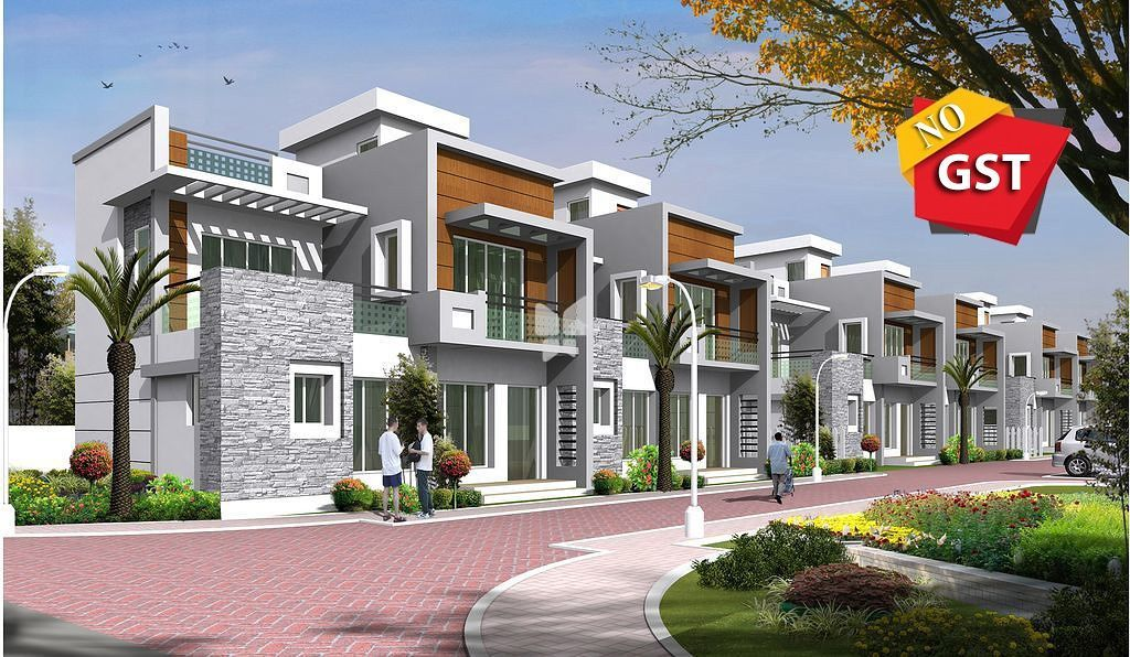 Sea Shell Enclave Luxury Villas - Elevation Photo