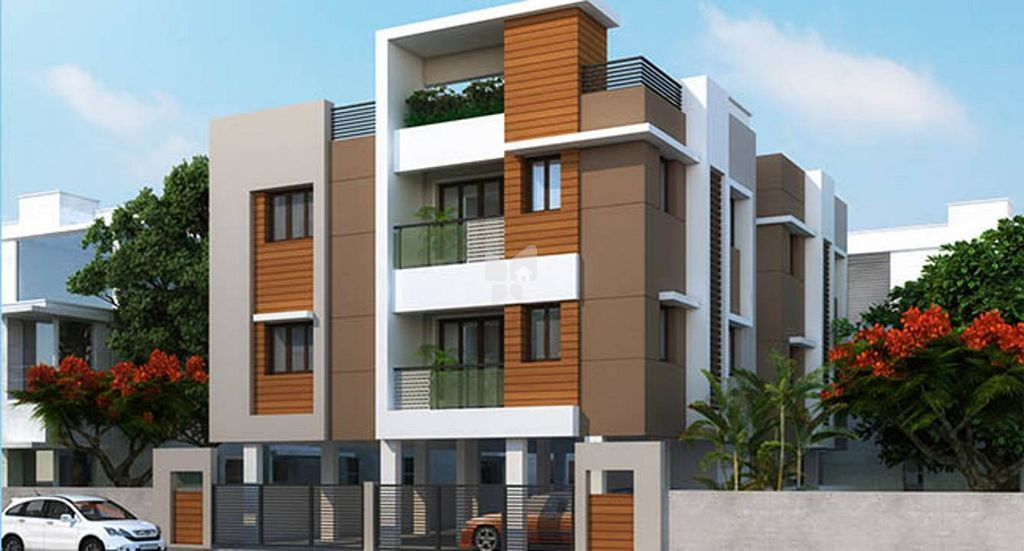 Pushkar Jayalakshmi - Elevation Photo