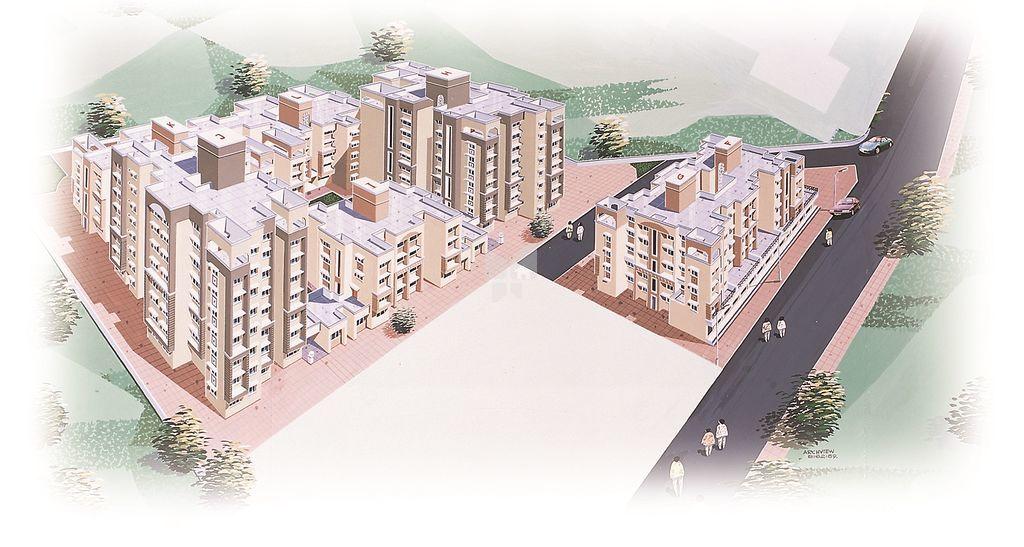Sanghvi Siddhivinayak Residency - Elevation Photo