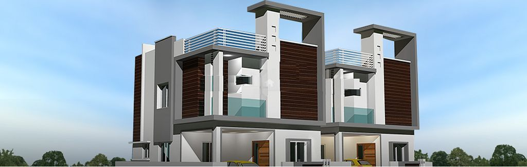 Nestcon Villas - Elevation Photo