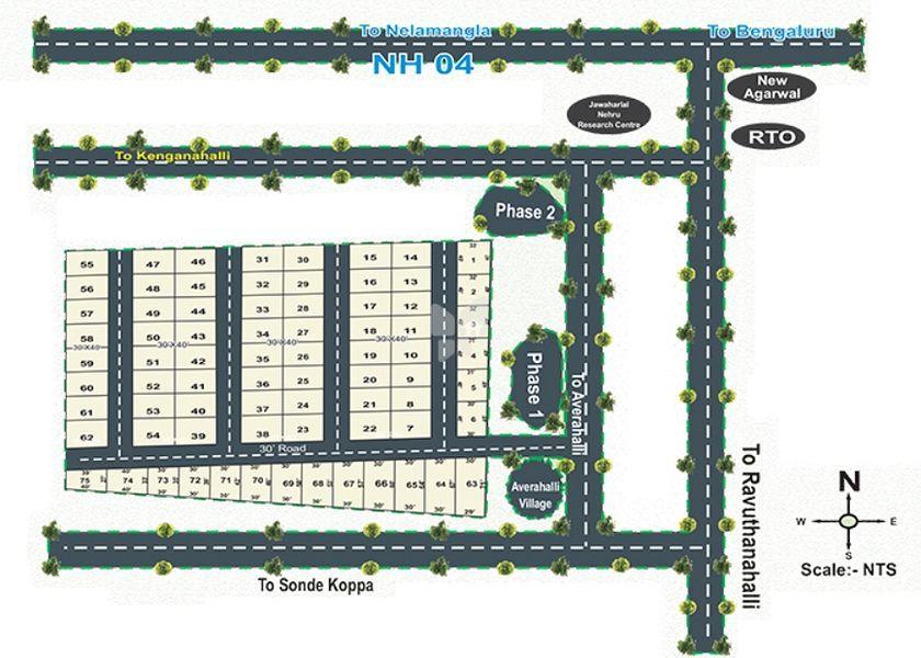 AK Maxx Village View - Master Plans