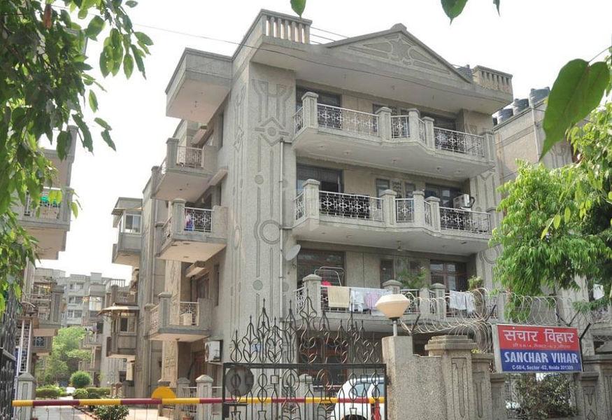 Purvanchal Sanchar Vihar - Project Images