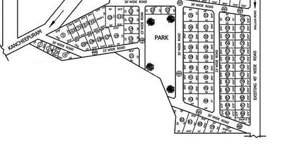 BLB Sree Padmanabha Avenue - Master Plans