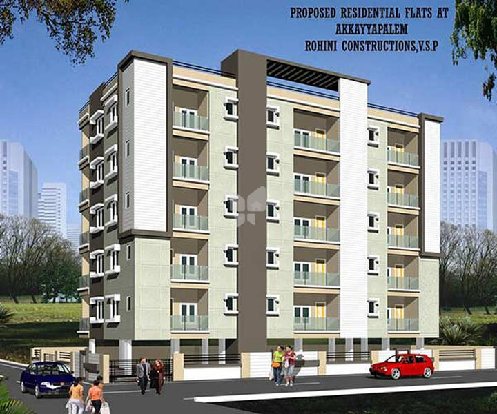 Rohini PRK Ratnamurthy Heights - Project Images