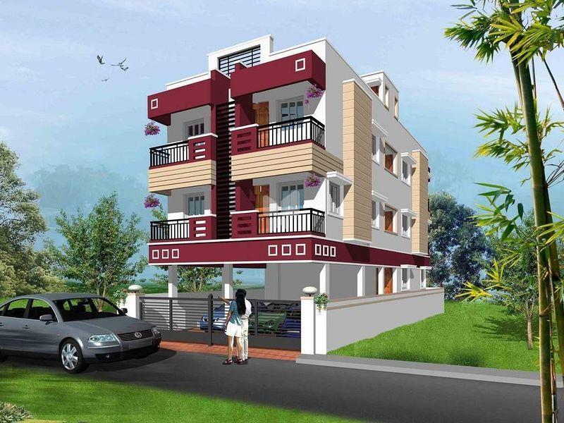 Hi Teckno Chitrakala - Elevation Photo